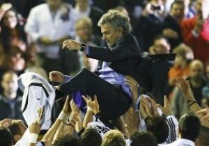 Особенный: Моуриньо ежегодно выигрывал трофеи, начиная с сезона-2002/03