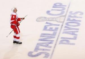 Stanley Cup: Детройт стал первым четвертьфиналистом