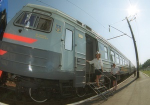 Укрзалізниця: Износ локомотивного парка украинской железной дороги достигает 80%