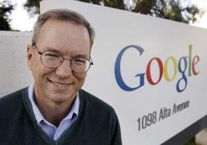 Бывшему гендиректору Google подняли зарплату в миллион раз