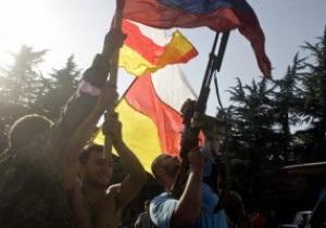 Поездка членов сборной России по вольной борьбе в Южную Осетию закончилась стрельбой