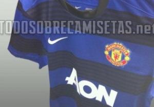 Синие Дьяволы. В интернет просочилось фото новой формы Манчестер Юнайтед