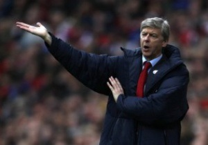 Венгер отказался пожать руку тренеру Ливерпуля