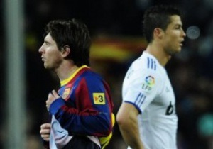Реал и Барселона выдают суперзрелище