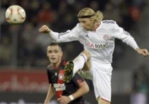 Бундеслига: Бавария разгромила Байер и приблизила чемпионство Боруссии
