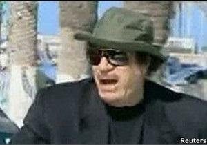 США, Франція, Британія: Каддафі має піти