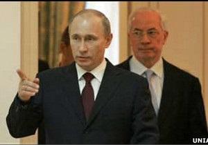 Путін: газовий контракт треба виконувати
