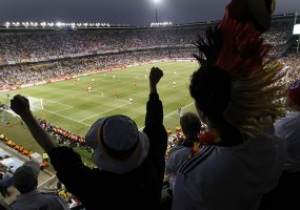 Матчи Евро-2012 увидит миллиард зрителей