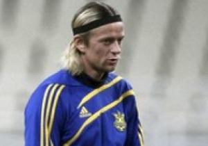 Тимощук хочет закончить карьеру в Шахтере или в Зените