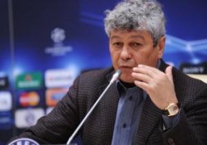 Луческу: Против Барселоны не сыграет пять игроков основы