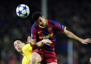 Форвард Барселоны: Никто еще не гарантировал нам выход в полуфинал Лиги Чемпионов