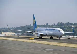 МАУ получила разрешение на полеты в Москву и Санкт-Петербург