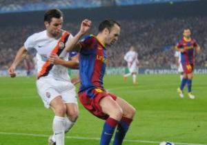 Капитан Шахтера: Барселона - это сумасшедшая команда, от которой получают все