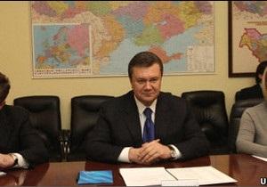 Українська служба Бі-бі-сі: Адміністрація Януковича. Інтриги чи реформи?