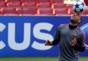 Защитник Барселоны: Шахтер принадлежит к числу команд, умеющих играть в футбол