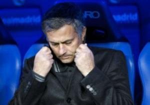 Моуриньо очень разочарован проигрышем Интера