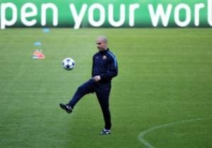 Гвардиола: Некоторые наши болельщики смеются над Чигринским