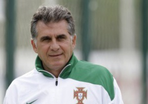 Экс-тренер Криштиано Роналдо возглавил сборную Ирана