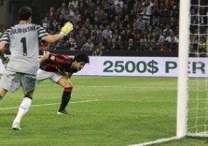 Милан разгромил Интер