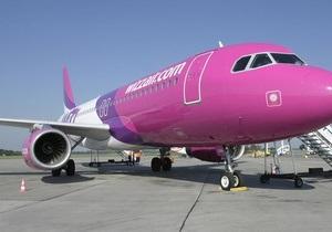 Wizz Air Украина намерена увеличить перевозку пассажиров более чем на четверть