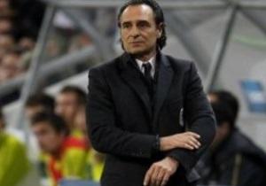 Пранделли: Мечтаем сыграть с Украиной на Евро-2012