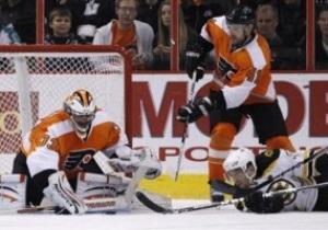 NHL: Бостон обеспечил себе место в плей-офф