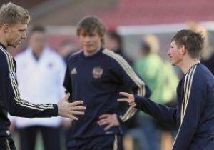 Евро-2012: Россия не смогла обыграть Армению