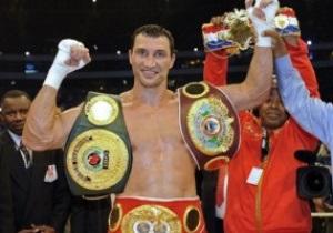 Владимир Кличко: В душе я не боксер