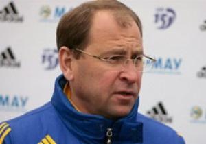 Яковенко: Новые игроки не успели войти в игру - вот дважды и пропустили