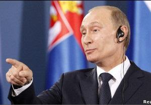 Українська служба Бі-бі-сі: Путін запевнив Сербію про  Південний потік