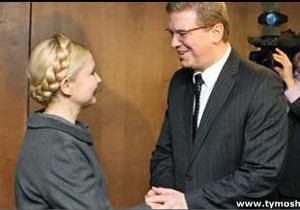 Тимошенко: Янукович симулює євровибір