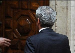 Уряд Португалії йде у відставку