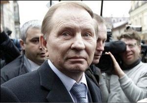 Кучма погодився на ставку з Мельниченком
