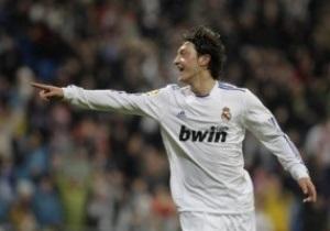Півзахисник Реала: Моя мета - стати одним з найкращих футболістів у світі