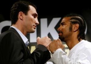 Владимир Кличко пообещал нокаутировать Хэя в двенадцатом раунде