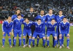 Збірна Нігерії проведе товариську гру з Аргентиною