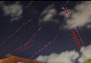Третя ніч авіаналетів у Лівії