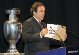 Платіні: Можливо, Євро-2012 в Україні - помилка