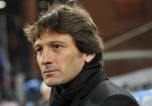 Тренер Интера: Дерби с Миланом - важный матч, но не важнее, чем другие