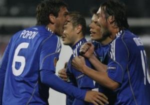 Ліга Європи: Динамо зіграє з Брагою