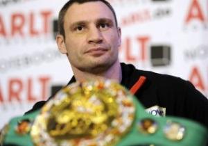 Виталий Кличко не гарантирует нокаут в бою с Солисом
