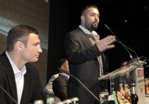 Промоутер Солиса: Мы можем проиграть Кличко только путем обмана