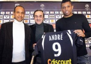 Тренер Бордо вновь не доволен Андре