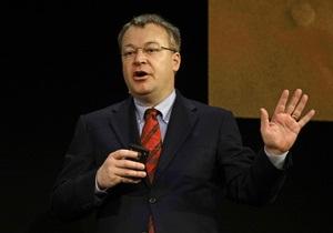 Глава Nokia получит более $6 млн за переход из Microsoft
