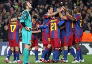 Голкипер Арсенала раскритиковал партнеров, которые  ходили по полю  в матче с Барселоной