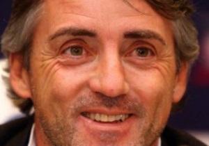 Манчини: Было бы хорошо забить гол в Киеве