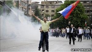 Українська служба Бі-бі-сі: Белград та Приштина. Початок  технічних переговорів