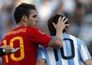 Месси: Играть против Арсенала без Фабрегаса будет легче