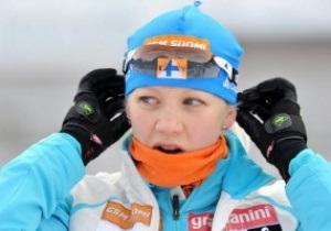 Биатлон ЧМ: Макаряйнен - победительница гонки преследования
