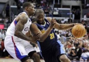NBA: Клипперс обыграли Денвер, Нью-Джерси в трех овертаймах одолел Торонто